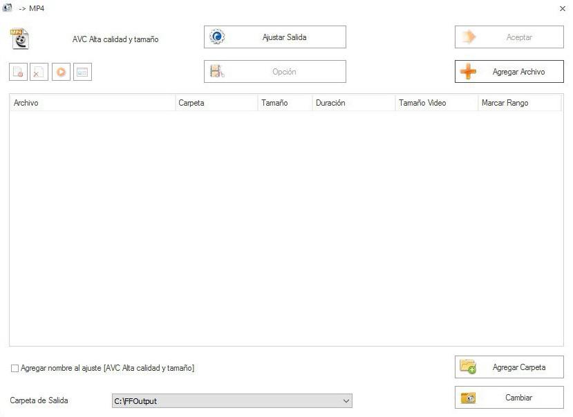 Descargar Format Factory™ - Conversor Multimedia